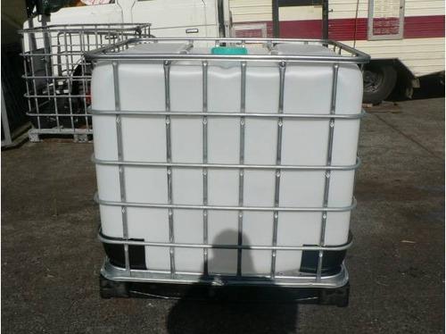 bins, contenedores, bidones de plasticos de 1000 litros