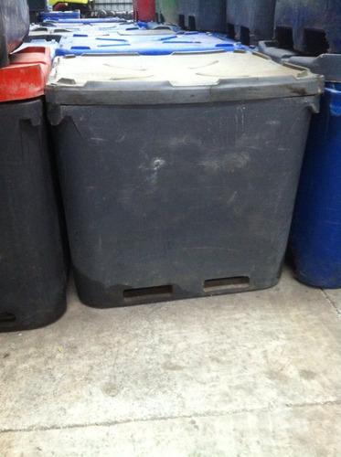 bins plasticos