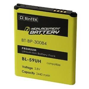bintek marca lg g2 mini bl-59uh 2440mah li-ion de alta calid