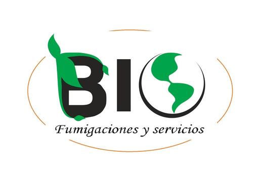 bio fumigaciones - con certificado - urgencia 24 hs.