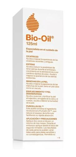 bio-oil manchas cicatrices estrías 125ml magistral lacroze