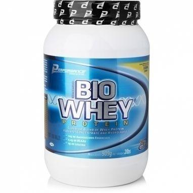 09c408073 Bio Whey Protein Performance 909g (varios Sabores) - R  124