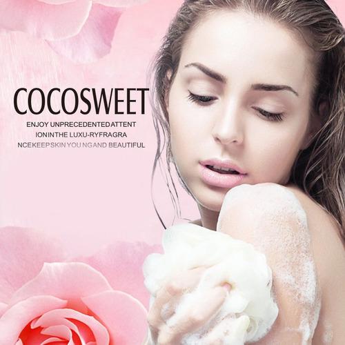 bioaqua essence gel de banho suave cuidado com a pele poros