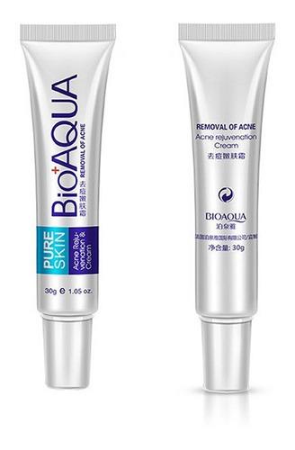 bioaqua pure skin cicatrices limpiador de acne envio gratis