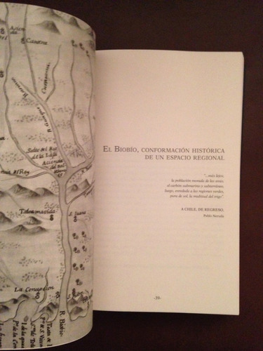 biobío: bibliografía histórica regional armando cartes -lc