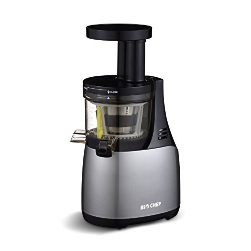 biochef synergy slow juicer 150w masticating fruit y vegetab