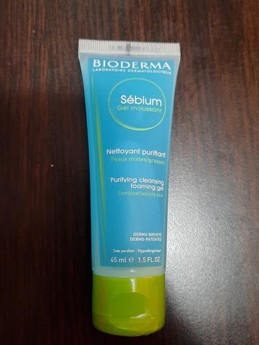 bioderma sebium gel moussant limpiador purificante imperfecc