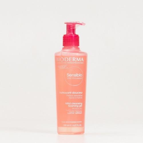bioderma sensibio gel limpiador piel sensible 200 ml