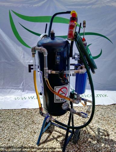 biodiesel reactor marca renov  portatil modelo 40-2020