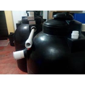 Biodigestor 600 L Autolimpiable No Rotoplas