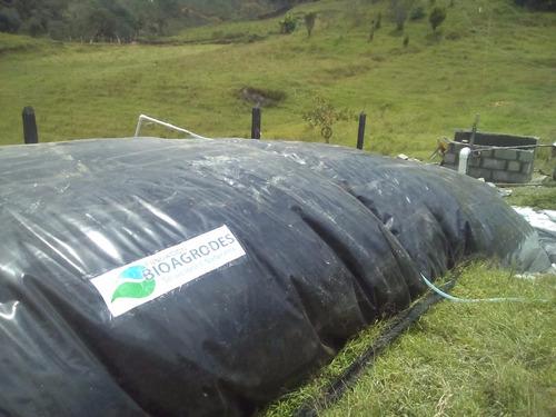 biodigestor:  produccion de biogas y biol para tu finca