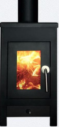 biofuego r37 estufa a leña salamandra calefactor