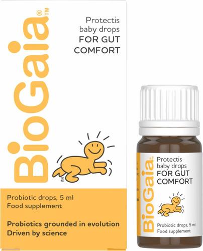 biogaia protectis cólicos probioticos gotas bebés reflujo