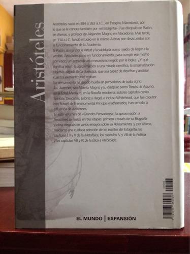 biografía - aristóteles: vida, pensamiento y obra