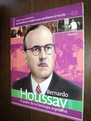 biografia  bernardo houssay szw