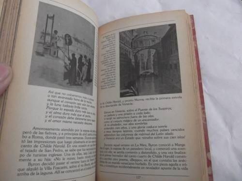 biografia de lord byron ilustrada derek parker salvat