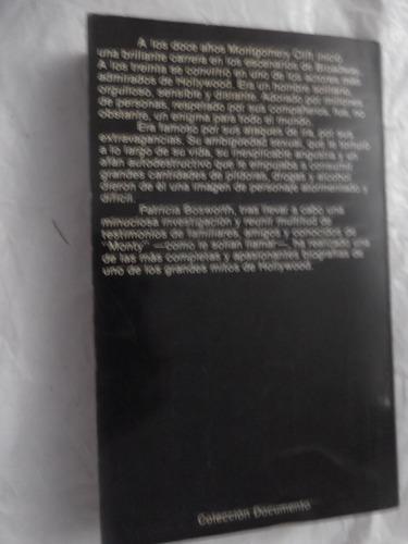 biografia de montgomery cliff patricia bosworth ilustrado