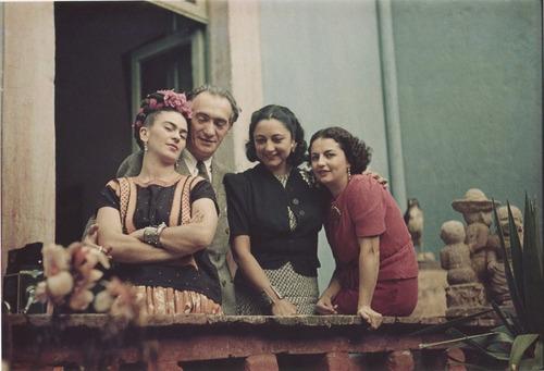 biografía frida kahlo -  vanesa jalil / hugo montero