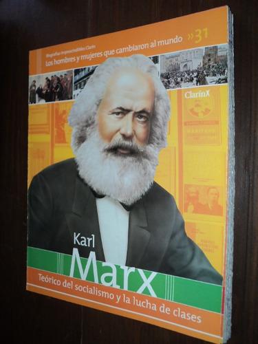 biografia karl marx szw