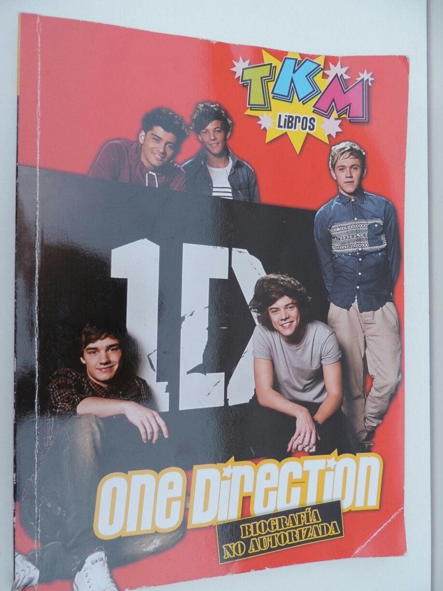 One Direction: Biografía no Autorizada en Español - TKM