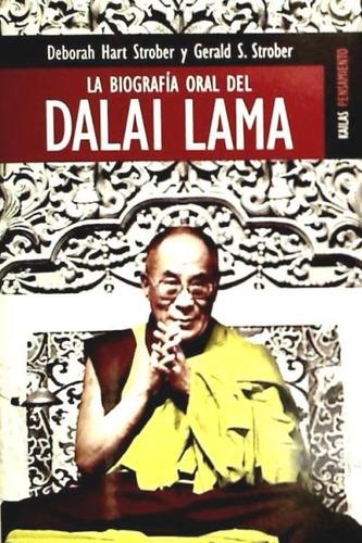 biografía oral del dalai lama, la(libro budismo)