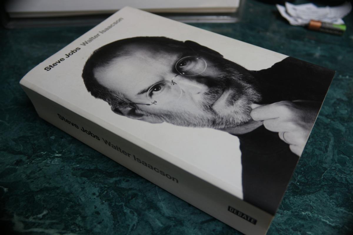 39cfdb4b710 Biografía Steve Jobs Por Walter Isaacson - $ 299.00 en Mercado Libre