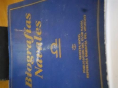 biografias navales revista naval