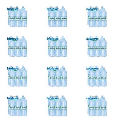 bioleve água mineral s/ gás 6x1,5 l (kit c/12)
