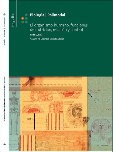 biologia 2 - el organismo humano - longseller