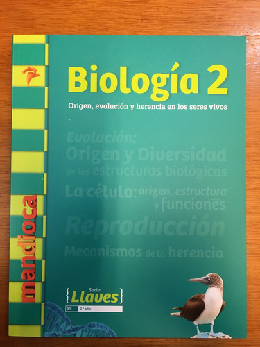 biologia 2 - serie llaves - estacion mandioca