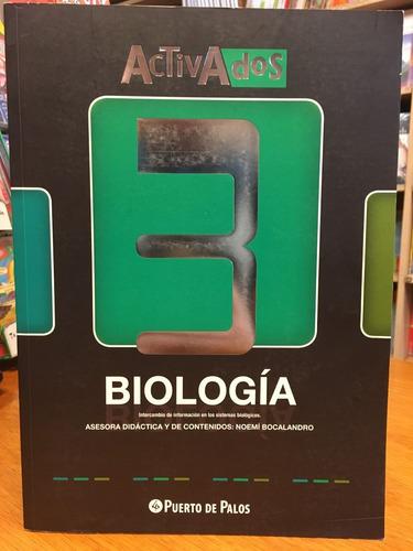 biologia 3 - activados - puerto de palos
