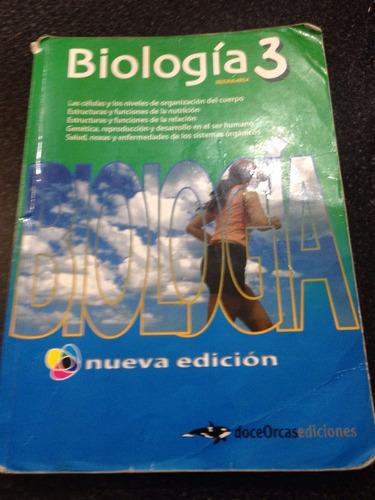 biología 3 secundaria