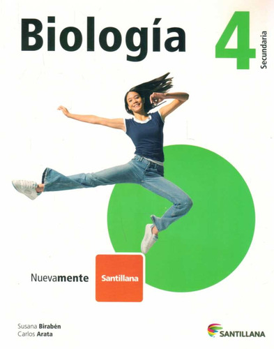 biología 4 - editorial santillana