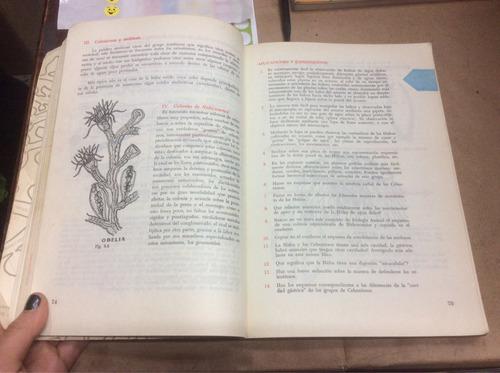 biología animal. octavio martínez. bachillerato