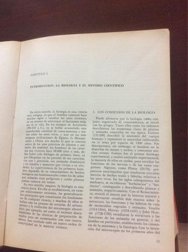 biología - claude a. villee