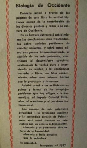 biologia de occidente evanel urrutia pastini y egroj gave