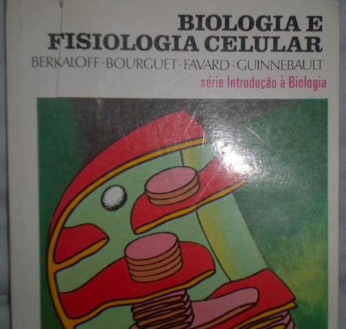 biologia e fisiologia celular