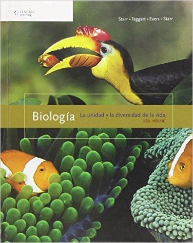 biologia: la unidad y la diversidad de la vida 12e con envío