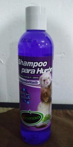 biomaa shampoo huron 250 ml aroma herbal pelo brillante suave sedoso