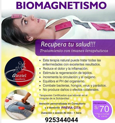 biomagnetismo médico trujillo