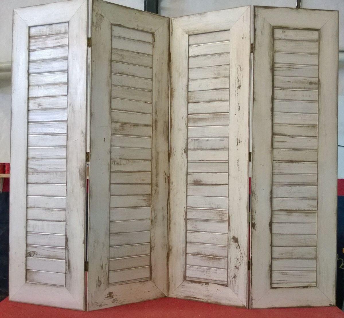 Como hacer biombos de madera - Biombos de madera ...