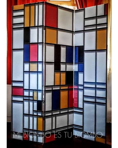 biombo  separador  impresos linea artcolor - precio por hoja