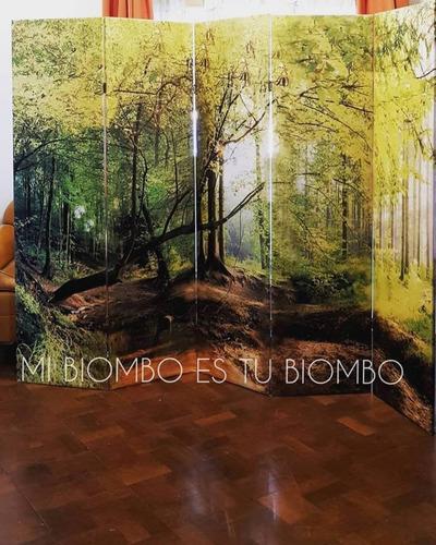 biombo  separador  impresos linea paisaje- precio por hoja