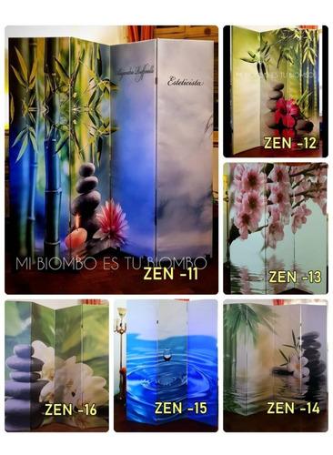 biombo -separador - modelo zen - precio por hoja