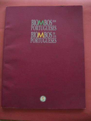 biombos de los portugueses -en portugues y español