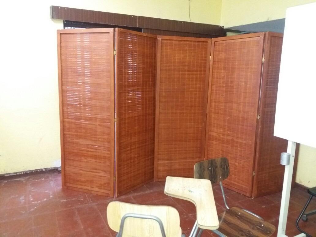 Biombos de madera hanga roa para separar ambientes 45 - Biombos de madera ...