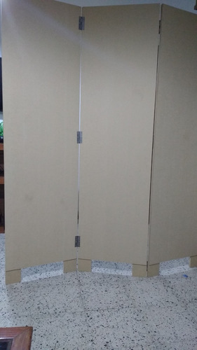 biombos separadores