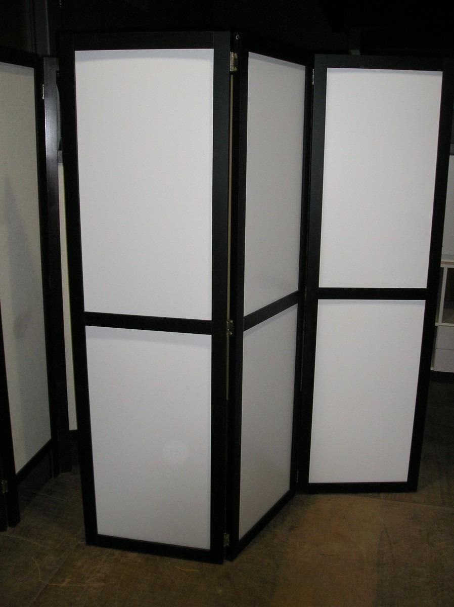biombos separadores de ambientes en madera cargando zoom - Separadores De Ambiente