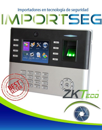 biometrico control asistencia personal por huella iclock990
