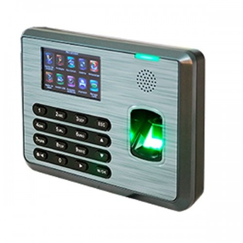 biométrico para tiempo y asistencia 3000 usuarios tcp/ip ux4